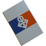 Made in USA  1970's Plastic Coated Playing Cards