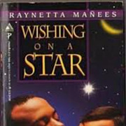 "Autographed Book ""Wishing on a Star"" by Raynetta Manees 1997 Paperback Edition"