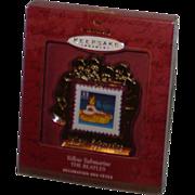 SOLD Beatles Hallmark Yellow Submarine Christmas Ornament - Red Tag Sale Item