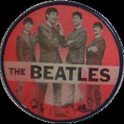 SOLD Original I Love Ringo Beatles Flicker Button Pinback