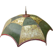 SOLD Original Umbrella Trade Sign from France