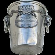 Vintage Champagne Ice Bucket-Charles Heidsieck