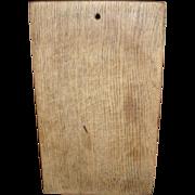 Small Oak Bread Board - Country Kitchen