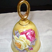 Hand Painted Nippon Bell