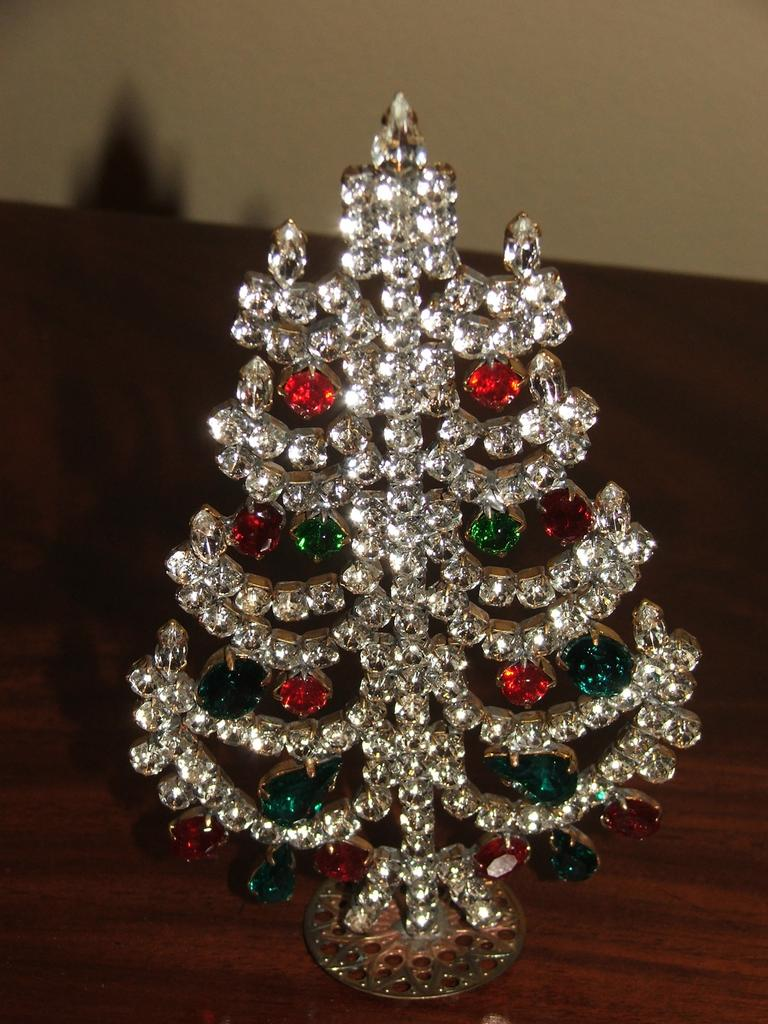 Pottery Christmas Tree