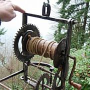 Primitive Clock Mechanism – Interesting