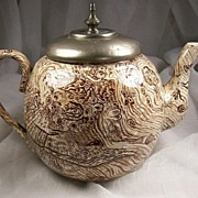 1877 Era Teapot in Pristine Condition