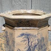 J.Clementston  Cache Pot