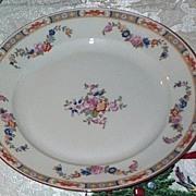 Czechoslovazia, luncheon/ dessert plates, Eleven, Victorian