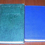 David Copperfield and Nicholas Nickleby, by Charles Dickens