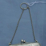 Silver Change Purse, Chester, 1910