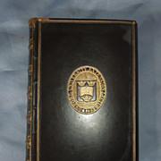 The Works of Edmund Spenser, Victorian, Full Calf Binding