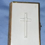 Church of England, Prayerbook, Victorian, Celluloid