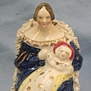 Staffordshire, Queen Victoria and The Prince of Wales, Victorian
