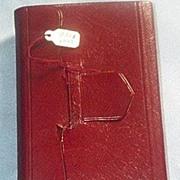 Carnan's Ladies' Complete Pocket Book, 1868