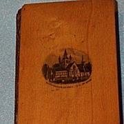 Mauchline Book of Common Prayer. Victorian