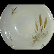 Winterling Bavarian Wheat Pattern Set of 8 Dinner Plates 1940s