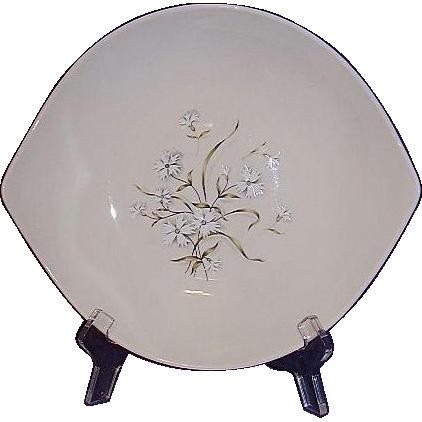 Taylorton John Gilner Design Dianthus Bowl Taylor Smith Taylor 1959