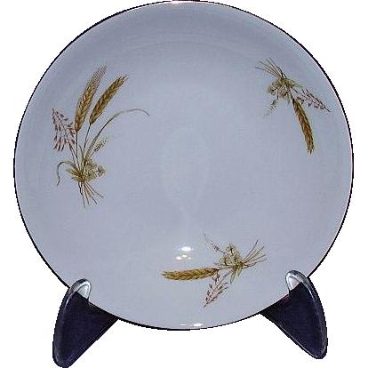 Winterling Bavarian Wheat Pattern Set of 8 Fruit or Dessert Bowls 1940s