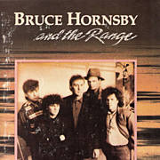 1986 Bruce Hornsby and the Range THE WAY IT IS Album  Music Book