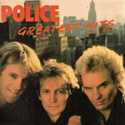 REDUCED Police Greatest Hits Music Song Book 1984 Sting