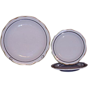 SOLD Buffalo China Restaurant Ware Dinner and Bread & Butter Plates