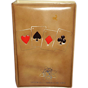 SALE Southern Bell Communications Center 1960s Contract Bridge Playing Cards Set