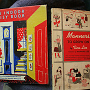 The Indoor Noisy Room Book and Manners to Grow on by Tina Lee