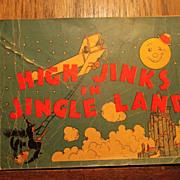 High Jinks In Jingle Land