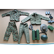 SOLD Vintage G.I. Joe Items