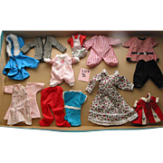 SALE PENDING Smaller Older Doll Clothes - Lot B