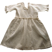 SOLD Old Doll Dress
