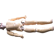 Old Doll Body - Ball Jointed