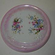 English Porcelain Tea Trivet No Signature
