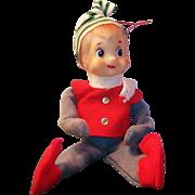 SOLD Vintage Knee Hugger Elf Cutie!