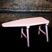 Folding Renwal Dollhouse Ironing Board