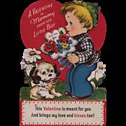 SOLD Large Unused Vintage Paramount Valentine for Mom