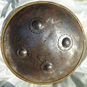 SALE Antique Shield Dhal,Indo Persian, Qazar Ottoman Mughal  19 Century