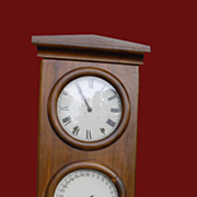 Seth Thomas  Office Calendar Clock cir 1880