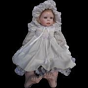 REDUCED Porcelain LE   Middleton  Baby Grace  Doll  RT 1990