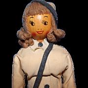 Collegiate Pinn Doll