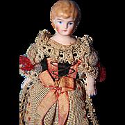 Kling Doll House Girl Doll