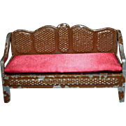 Tootsie Toy Bench