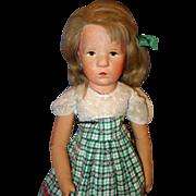 Kathe Kruse All Cloth Doll