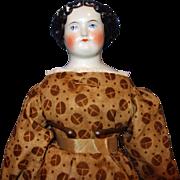 Flat Top China Doll