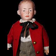 Recknagel Character Boy Doll