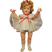 A/O Ideal Shirley Temple Stand up and Cheer