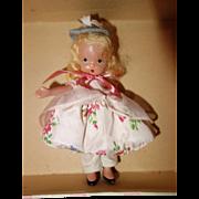 Nancy Ann Storybook 153 Little Bo Peep