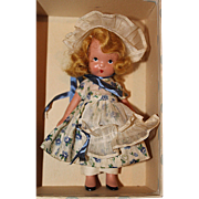 Nancy Ann Storybook 118 Little Miss Muffet