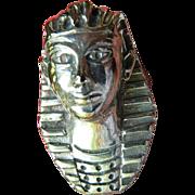 Sterling silver-King Tut-ring